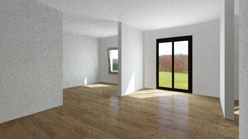 Canary Lab Interior Design Render