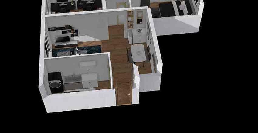 APB&D Interior Design Render
