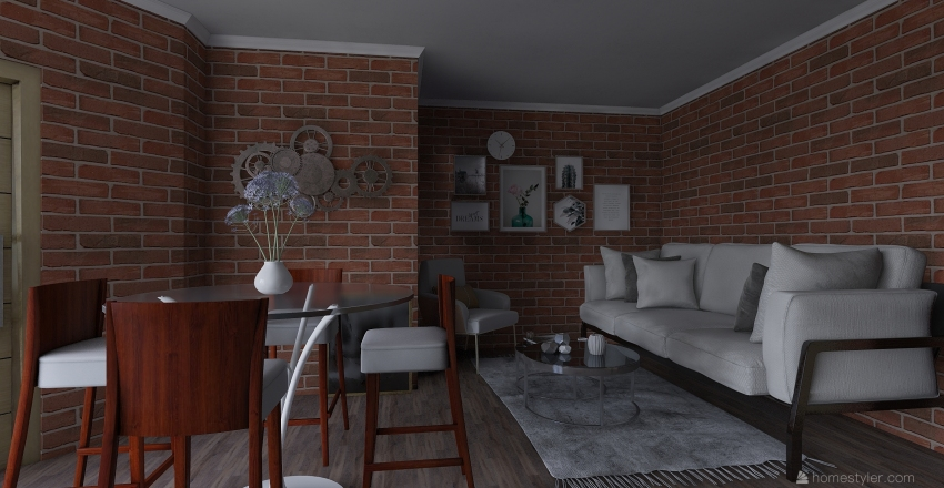 Design 5 Interior Design Render