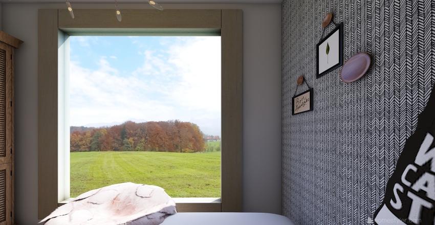 Country Modern Top F Interior Design Render