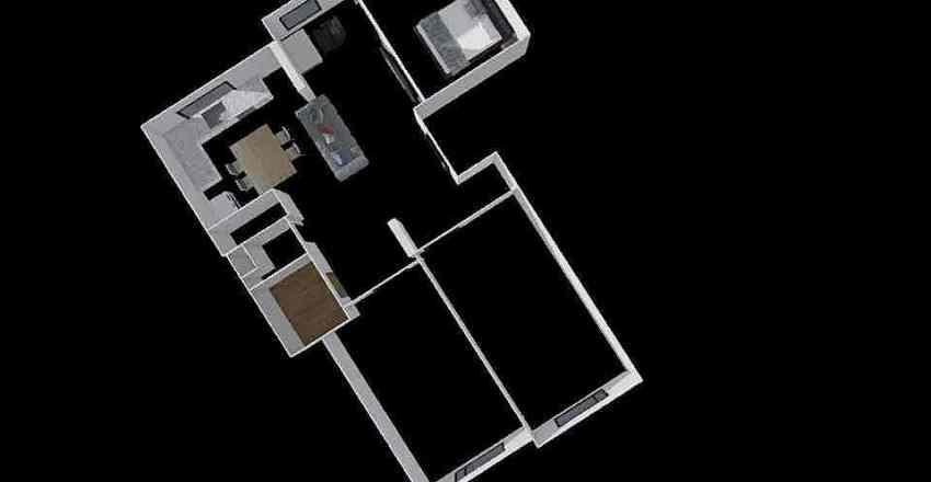 Квартира 4 новый 1 Interior Design Render