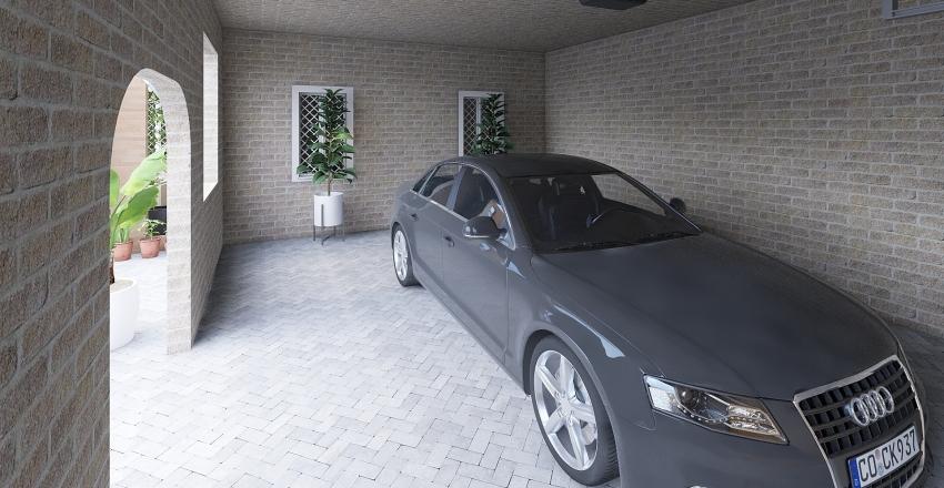 Diseño de exterior Interior Design Render