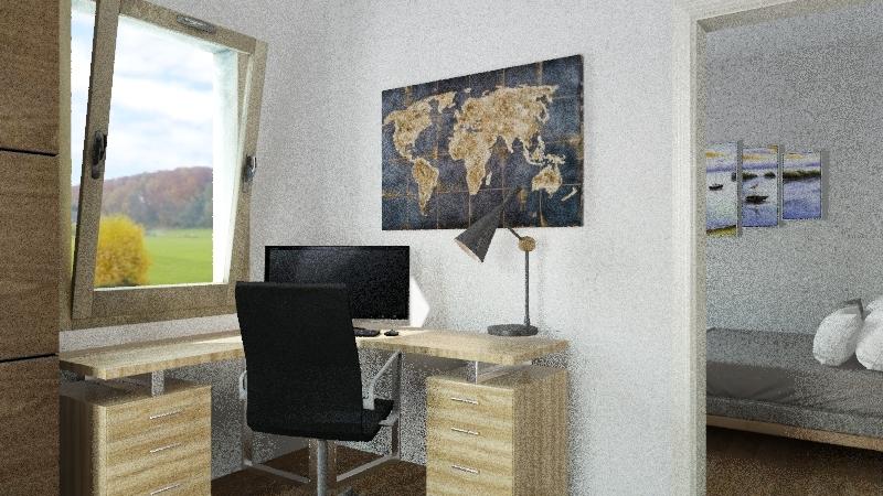 Patro v1 Interior Design Render
