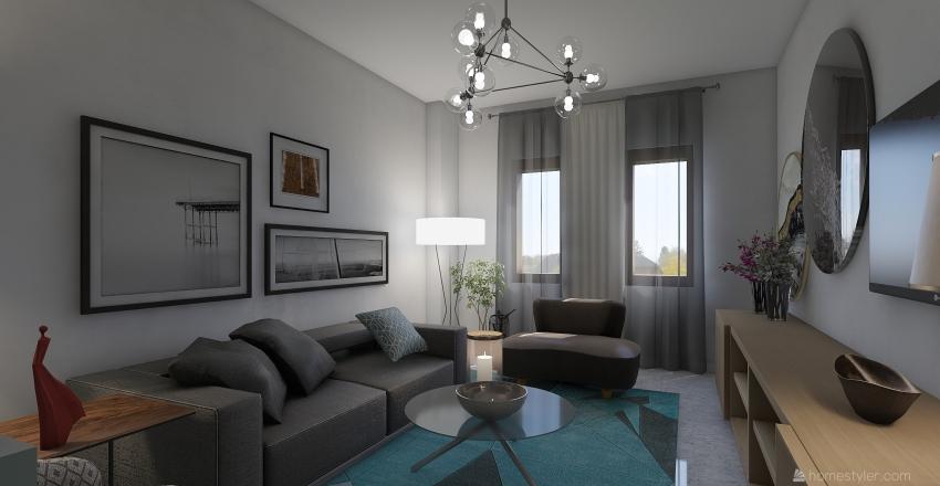 LAURA CASANOVA 2 Interior Design Render
