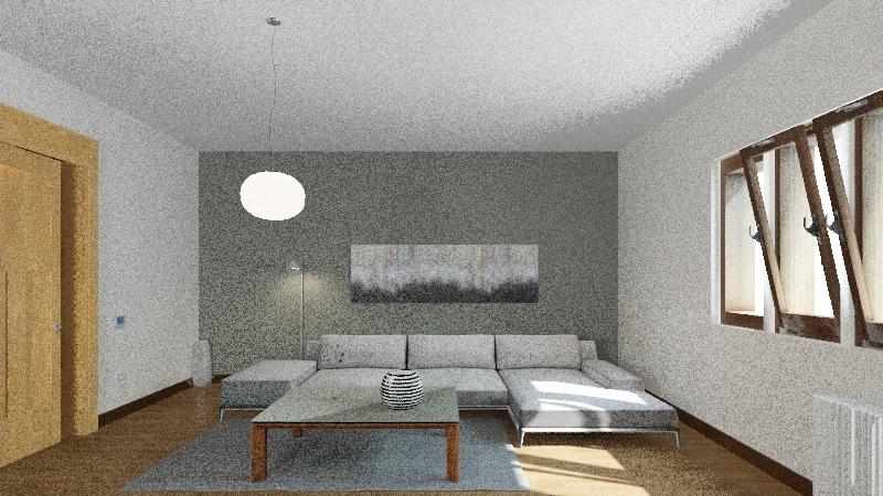 prizemi Interior Design Render