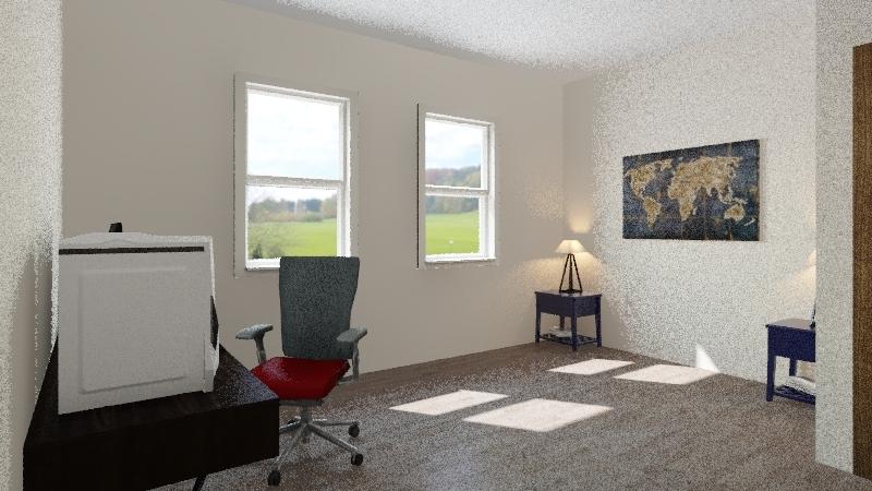 7th Period J.Garcia Bed/Bath Interior Design Render
