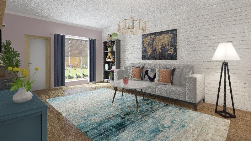 casa ILBAH Interior Design Render