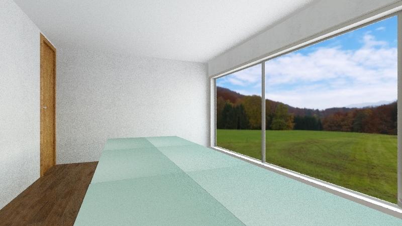 桌子  Interior Design Render