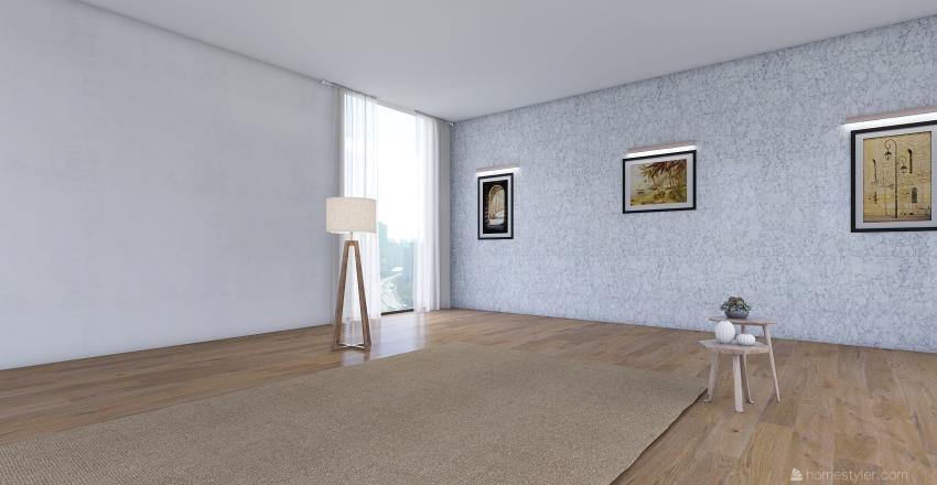 Bruxelas Interior Design Render