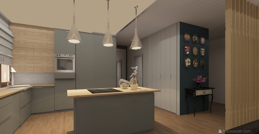 12.10.2019 Interior Design Render