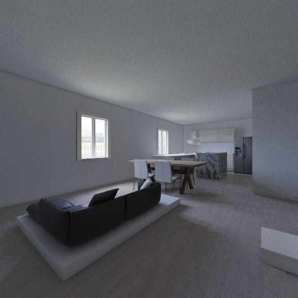 via bartoli planimetri corretta Interior Design Render