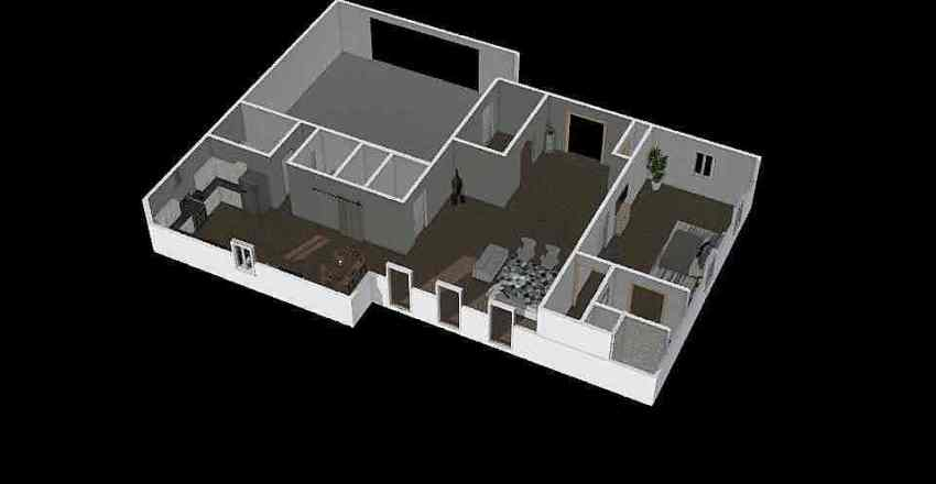 House Plan 2 Interior Design Render