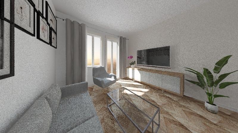 Bohaterów-2 Interior Design Render