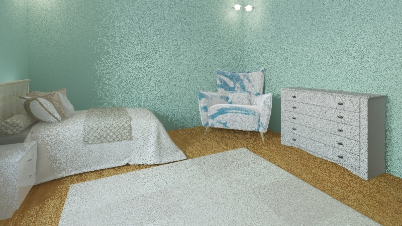baby room 3 Interior Design Render