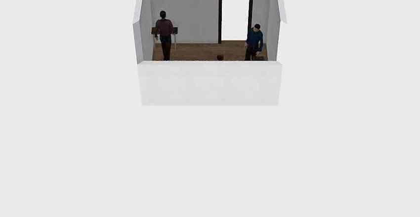 Habitacion 101 Interior Design Render