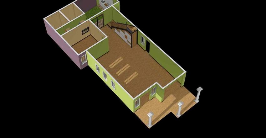 RUKO 1 Interior Design Render