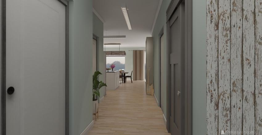 Madelyn Bungalow Interior Design Render