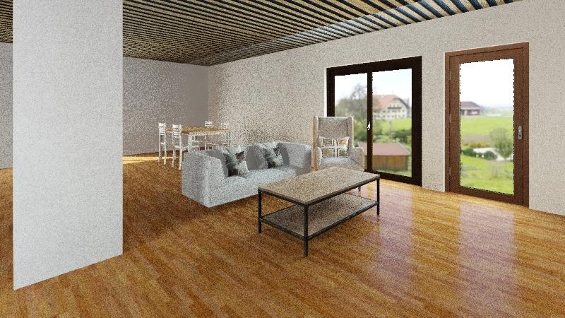 ZAM_01 Interior Design Render