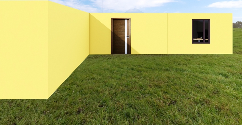 Casa esquema v2 Interior Design Render
