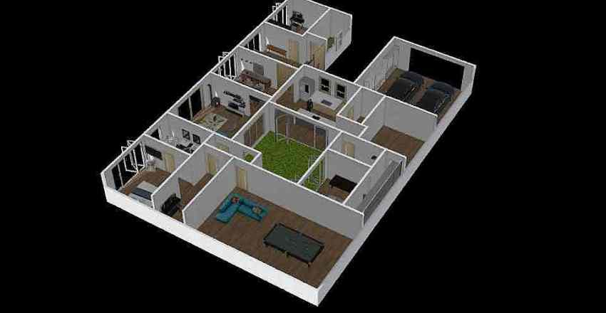 Dream Home v2 Interior Design Render