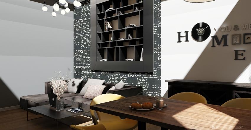 OGI 1 Interior Design Render