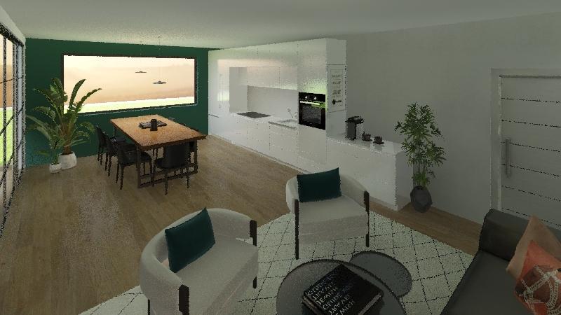 Term 4  Interior Design Render