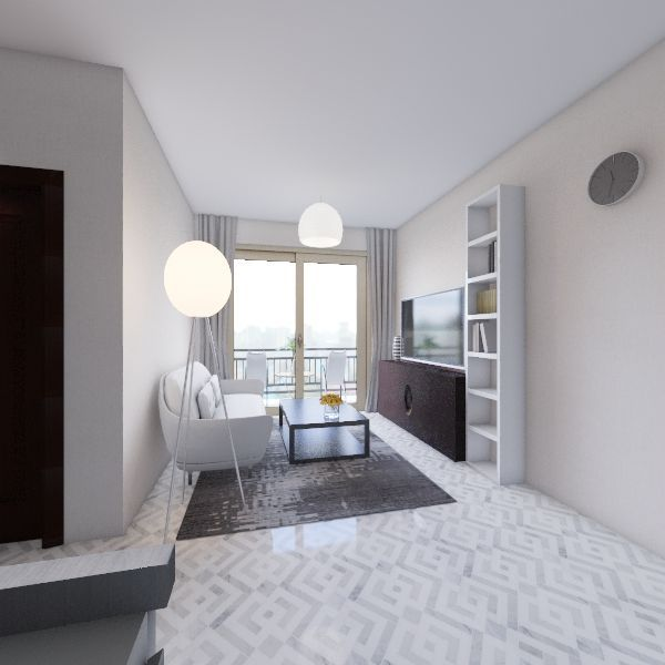 Tai Home Interior Design Render