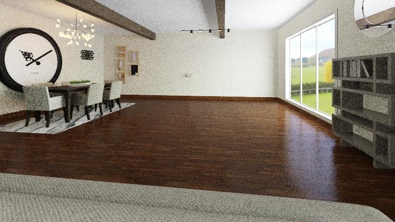 Paiges Kitchen Interior Design Render