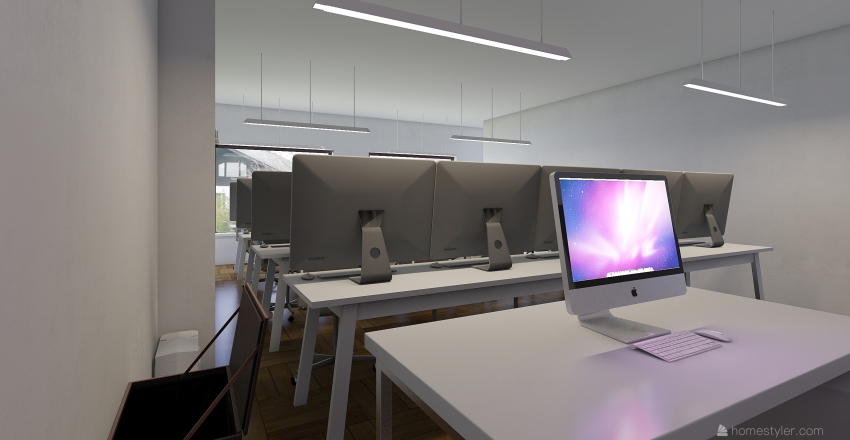 licitacion Interior Design Render