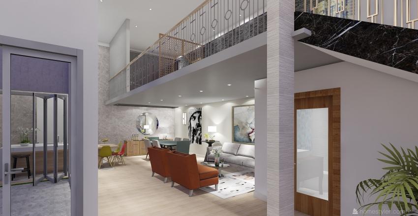 Loft Vogue JK Interior Design Render