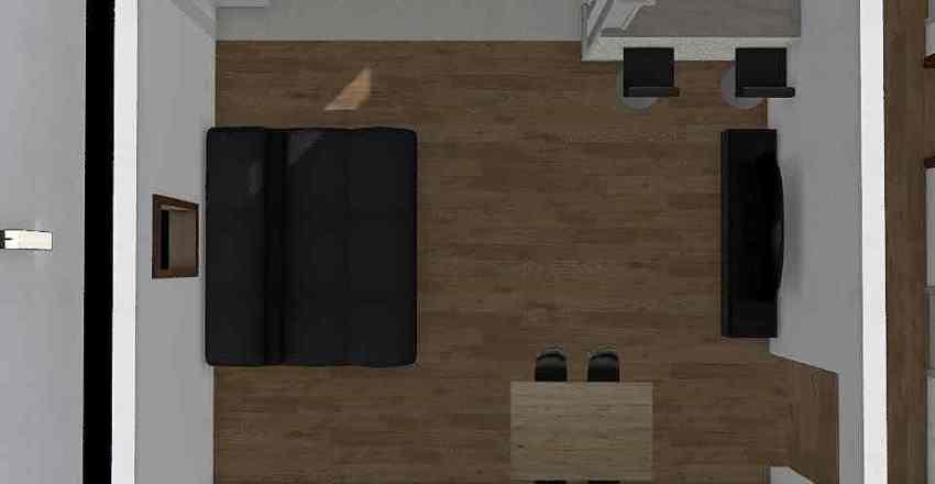Casa Reformada 2 Interior Design Render