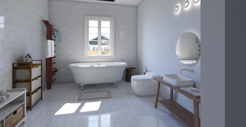PROYECTO ESTILO MEDITERRANEO Interior Design Render