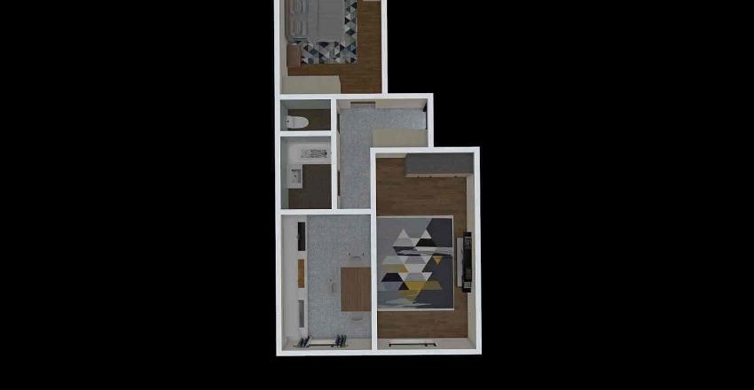 stroigrad Interior Design Render