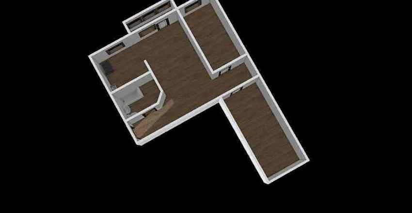 3-комн_0216 Interior Design Render