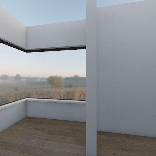 SUITE MIGUEL E IASMYM Interior Design Render