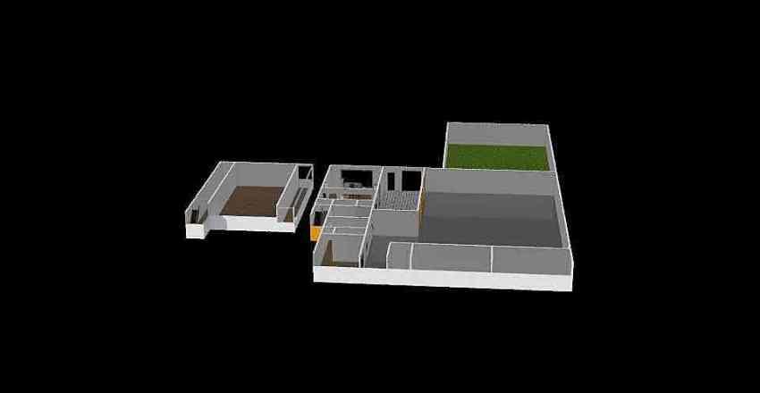 Lucio Interior Design Render