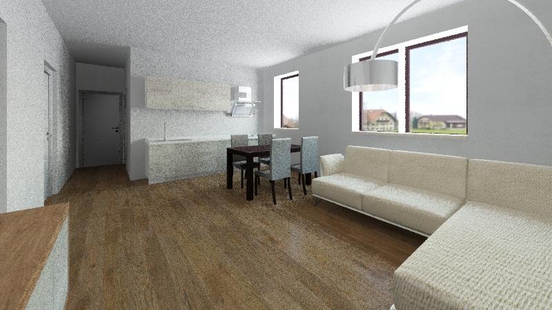 Ufficio Marconi Interior Design Render