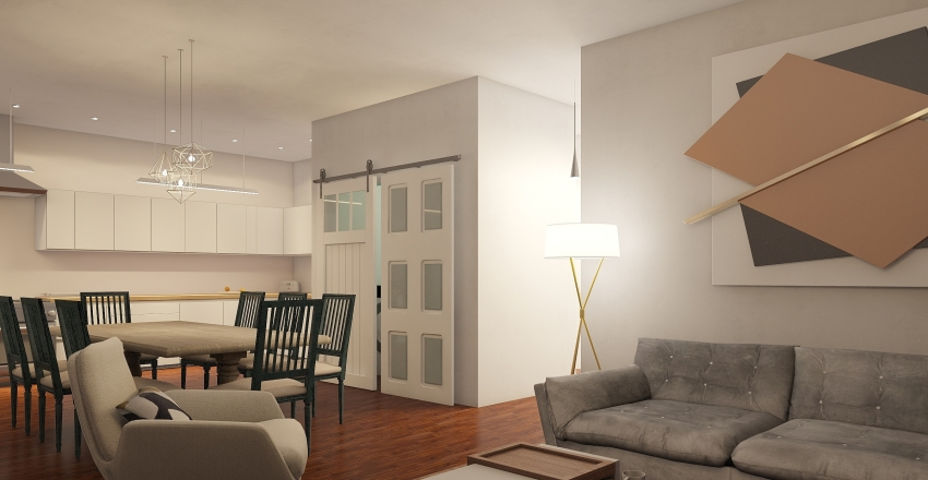 Design 2 Interior Design Render