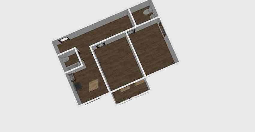 2-комн_0317 Interior Design Render