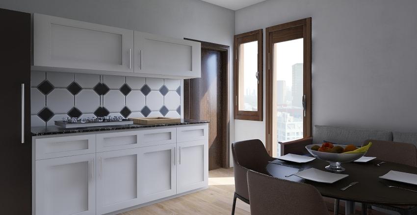 D'Amato Interior Design Render