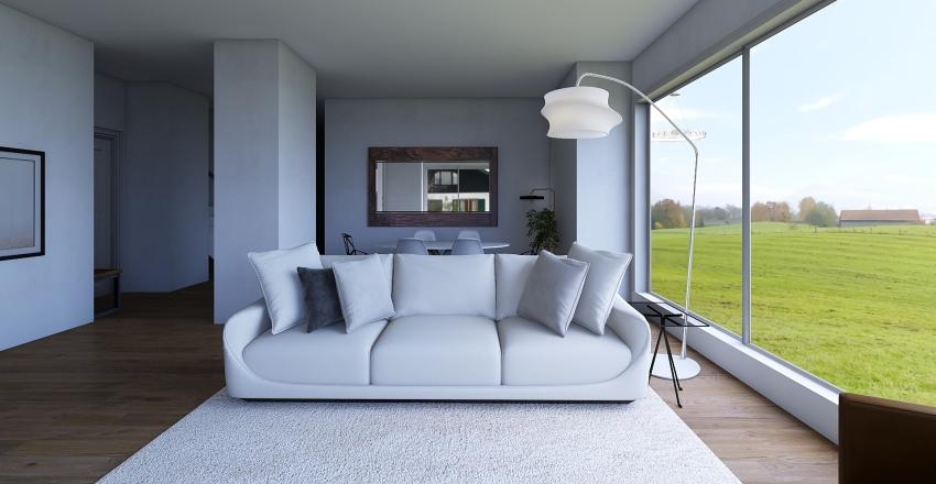 Dalicia & Don Interior Design Render
