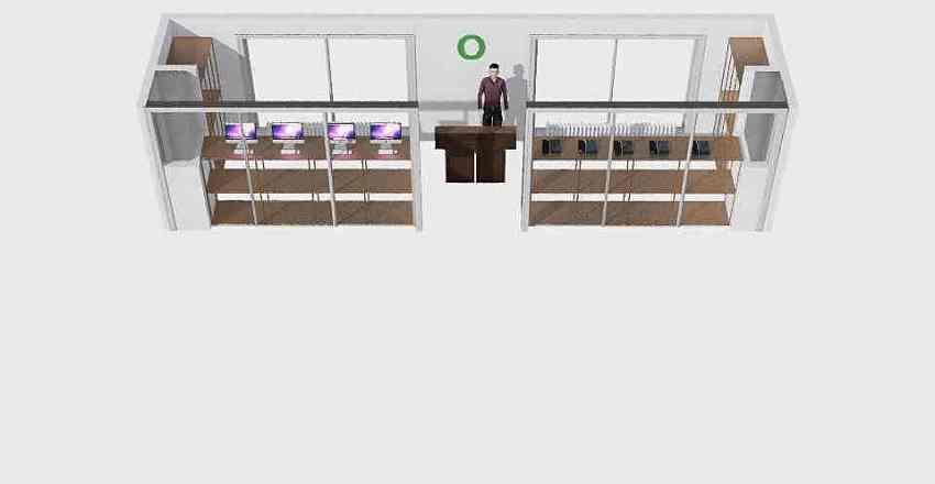 office_1 Interior Design Render