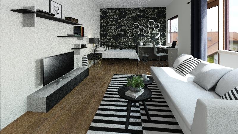 julia Interior Design Render