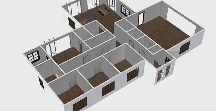 Wilsons Bay 1 Interior Design Render