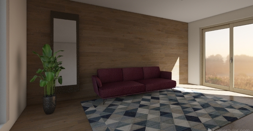 01 Interior Design Render