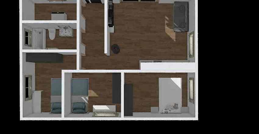 bla bla Interior Design Render