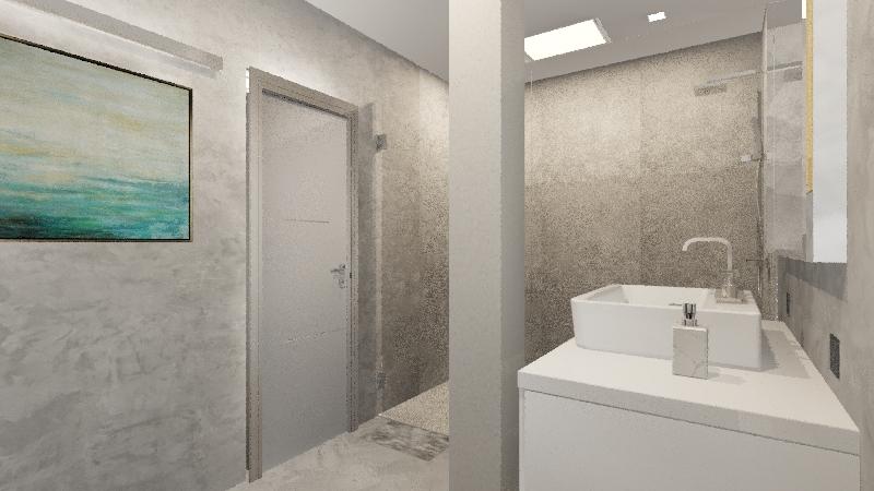 My Bathroom6 Interior Design Render