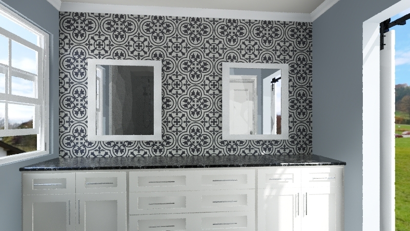 master bath 2 Interior Design Render