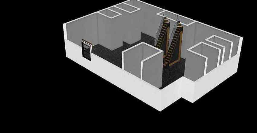 plano universidad planta 3 Interior Design Render
