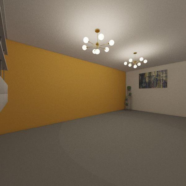 oficinas  Interior Design Render